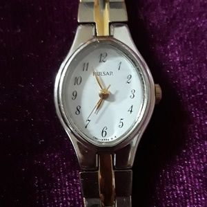 Pulsar Quartz Watch